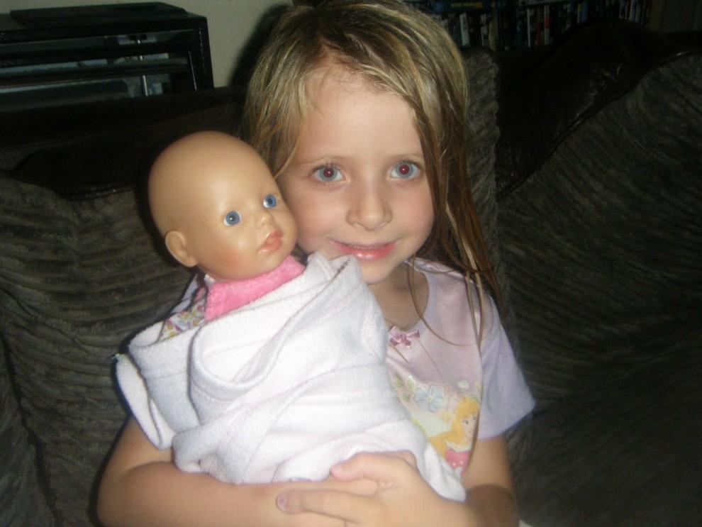 baby born bathtime doll 6