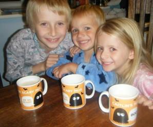Win a Personalized Halloween Mug