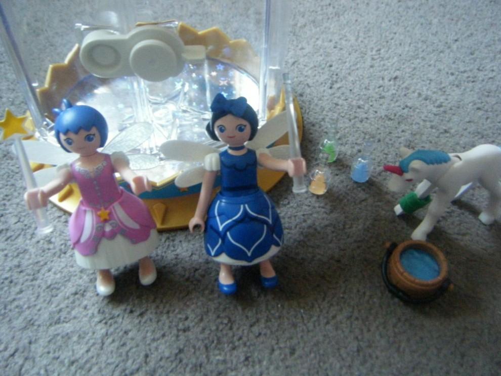 playmobil fairy box 5