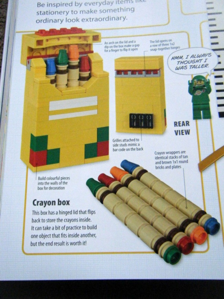 Lego awesome ideas book 8