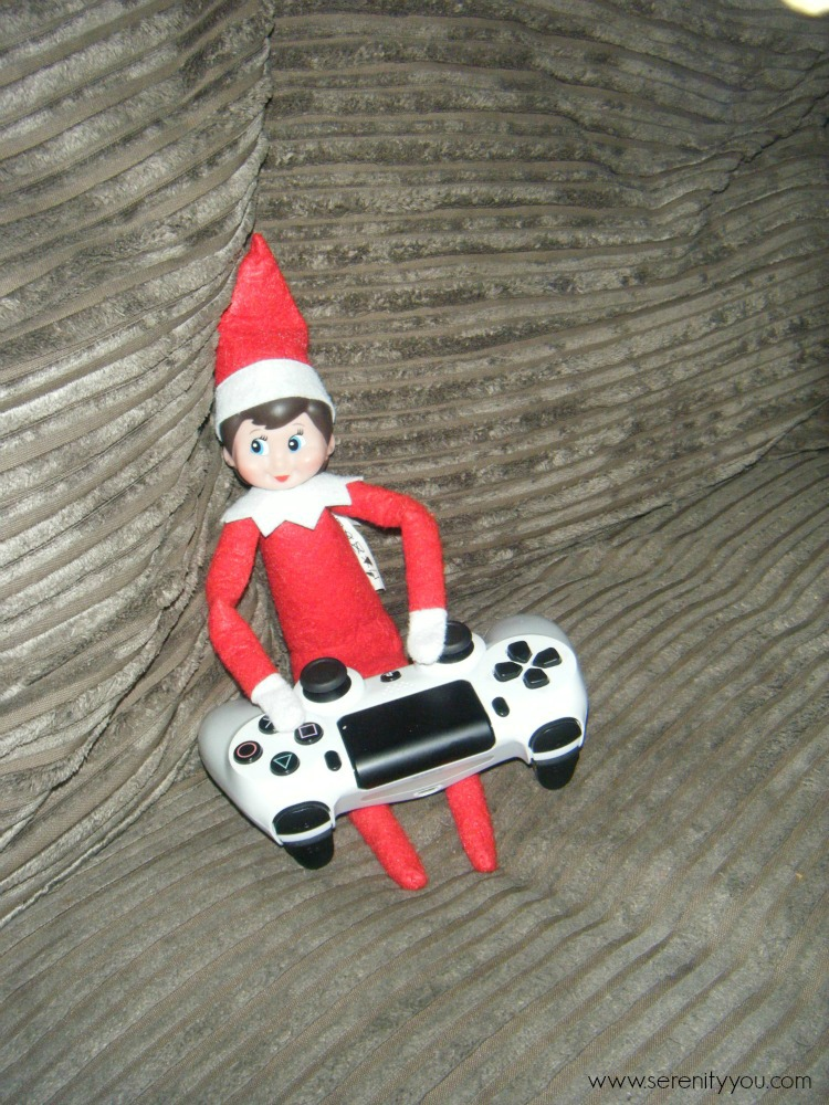The Elf on the shelf 5