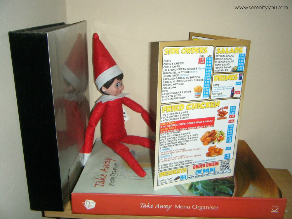 The Elf on the shelf 7