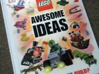 lego Awesome ideas book 1