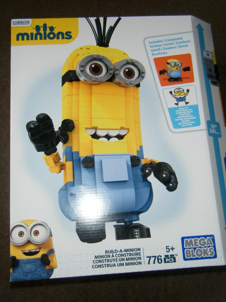lego minion box