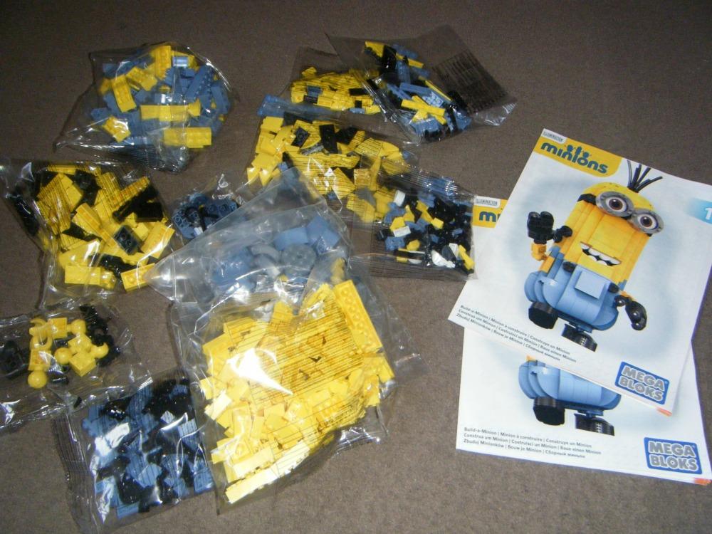 lego minion packs