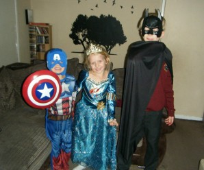 Superhero & Princess Costumes from Play and Party