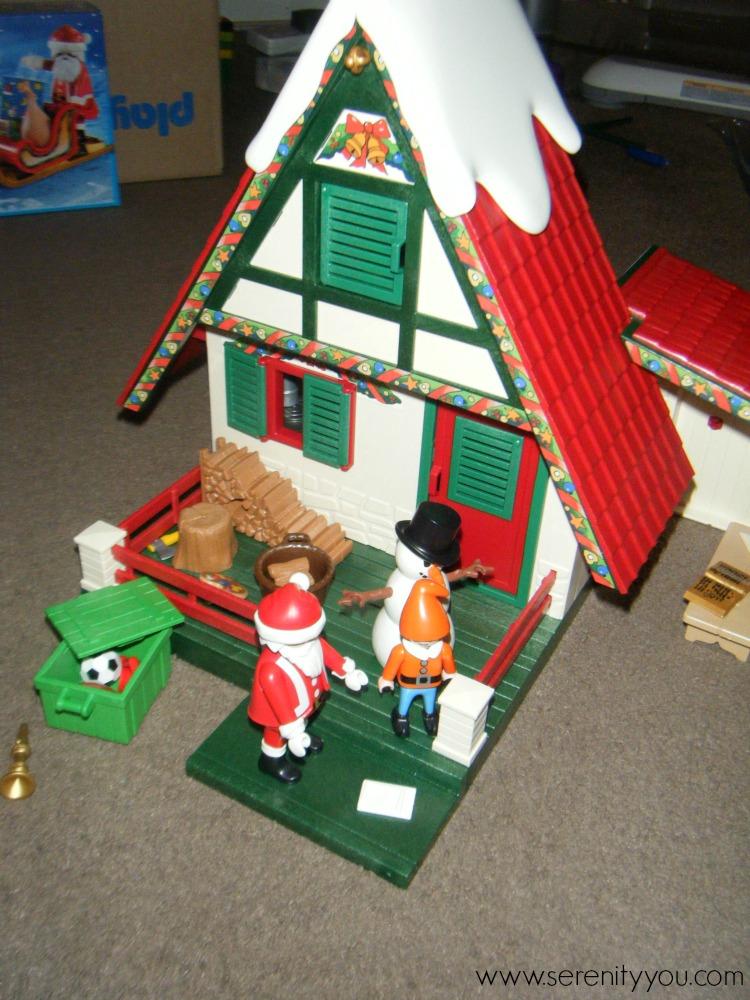 playmobil Christmas Santa set 3