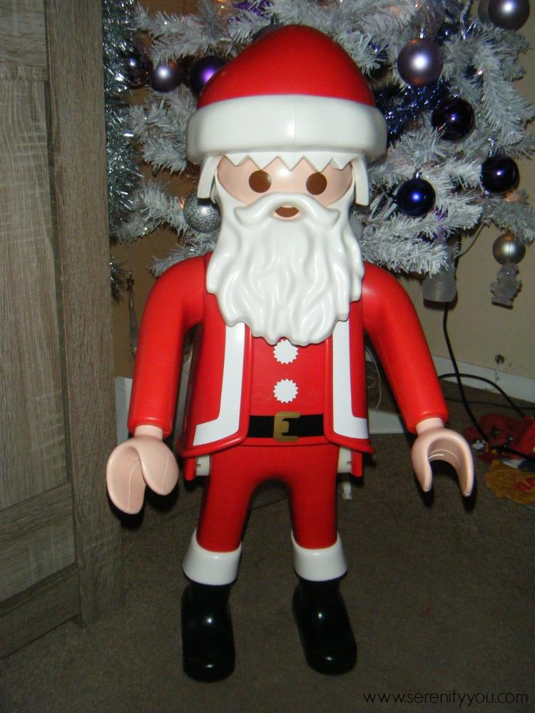 playmobil Christmas xxl Santa