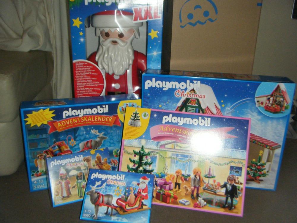 playmobil christmas 1