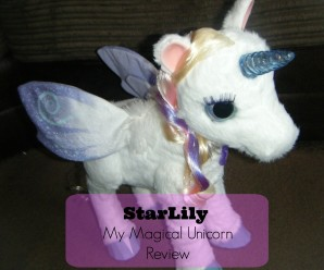 Fur Real Starlily Magical Unicorn Review