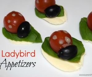 Ladybird Appetizers – A Great Party food Idea
