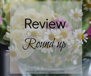 Review Round Up – January