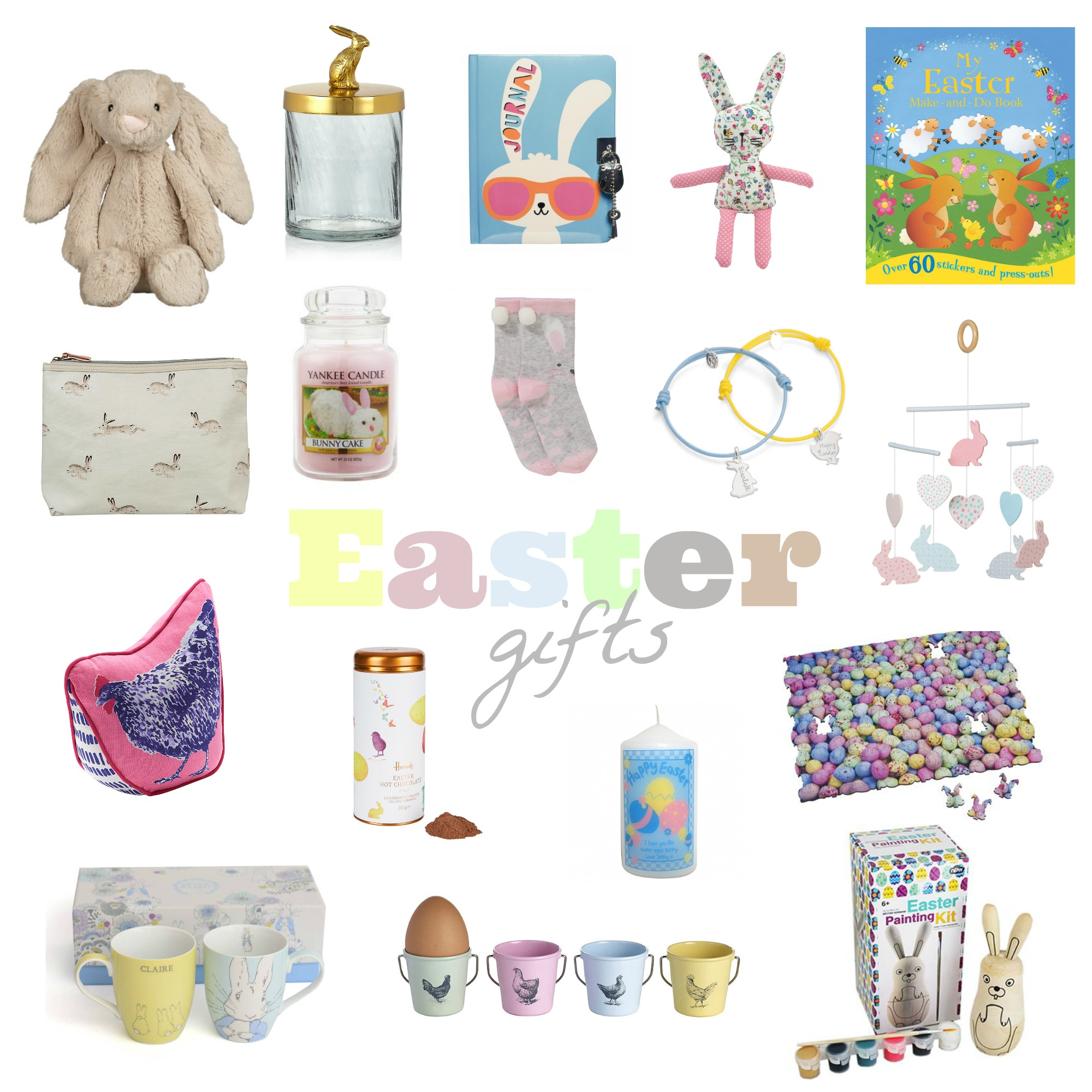 Non chocolate easter gifts serenity you non chocolate easter gifts 2016 negle Images