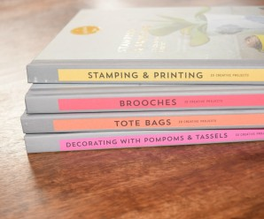 Craft Studio Books – 20 Creative Products in Each One