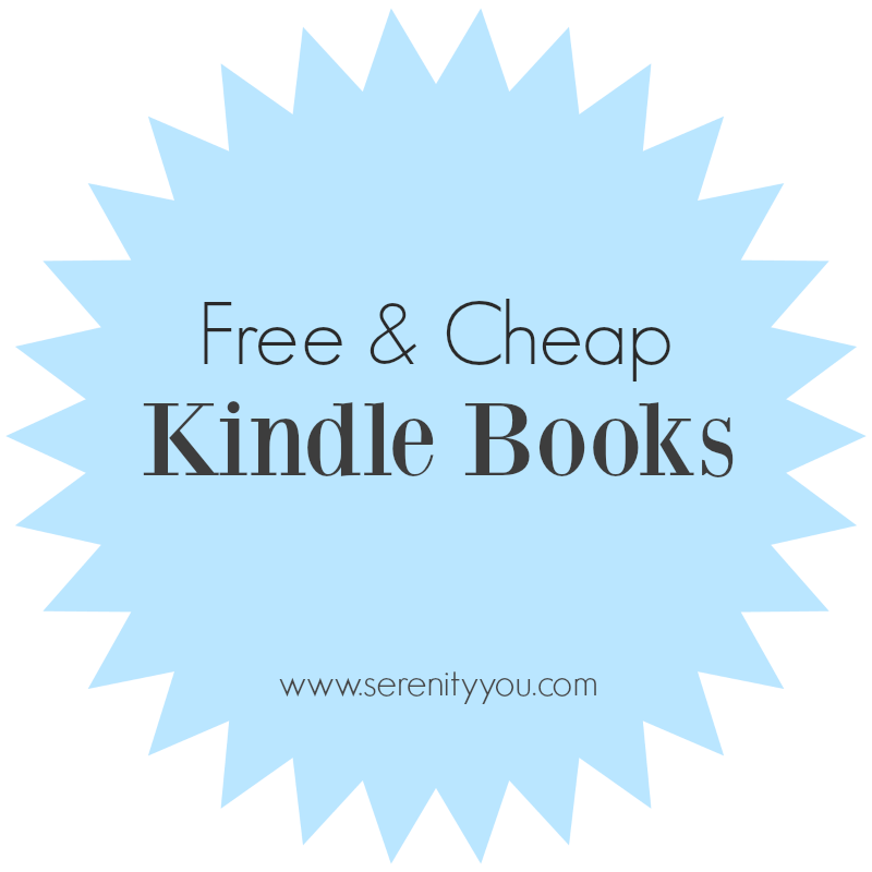 free and cheap kindle books logo