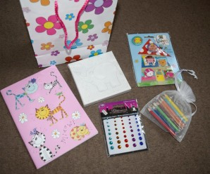 All About Party Bags – Busy Bags Review
