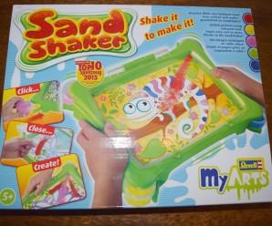 Kids Sand Shaker Review