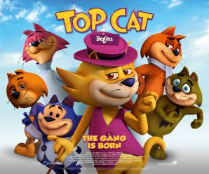 "WIN A FAMILY DVD BUNDLE WITH ""TOP CAT BEGINS"""