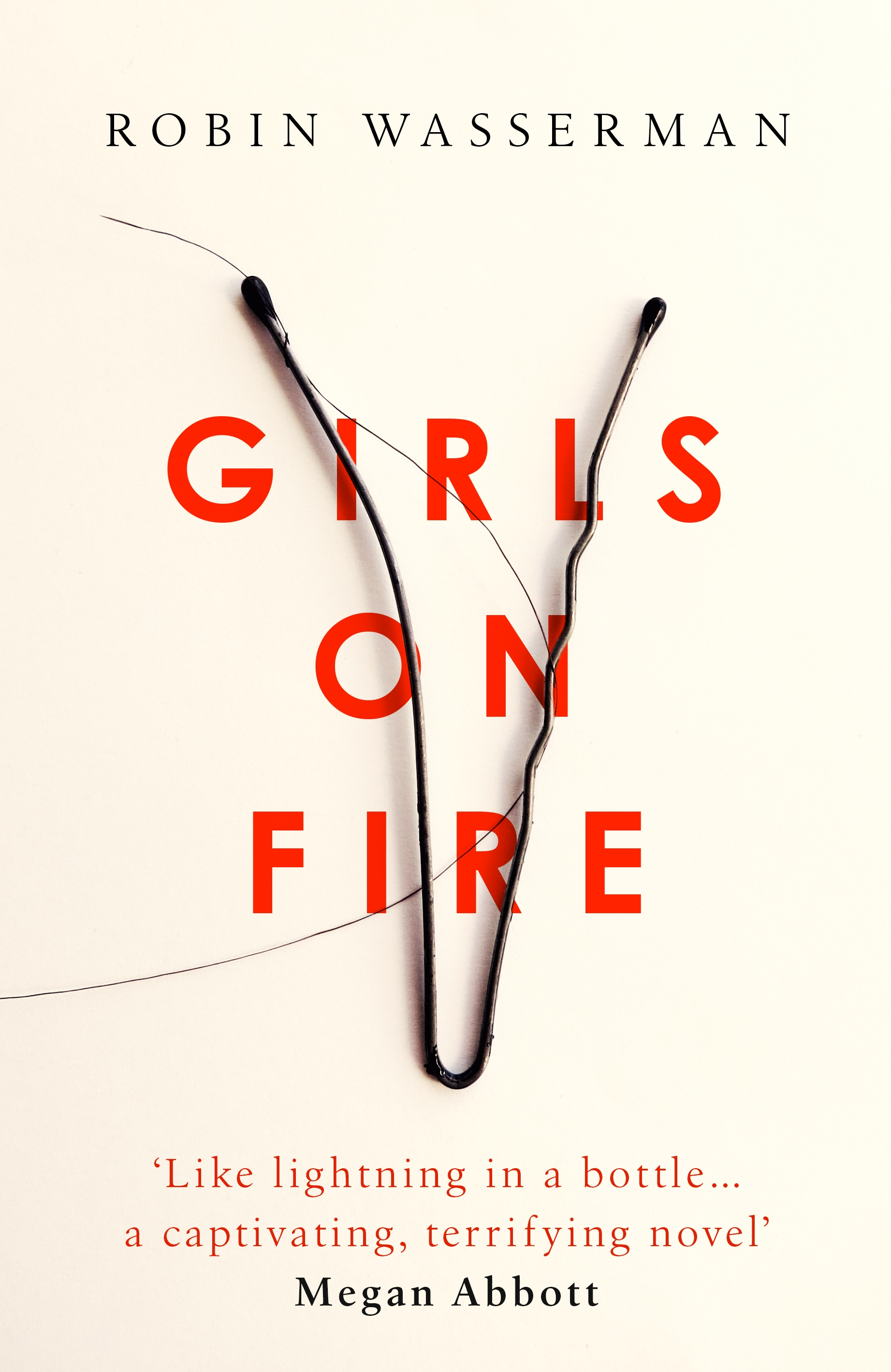 Girls on Fire final cover - LARGE