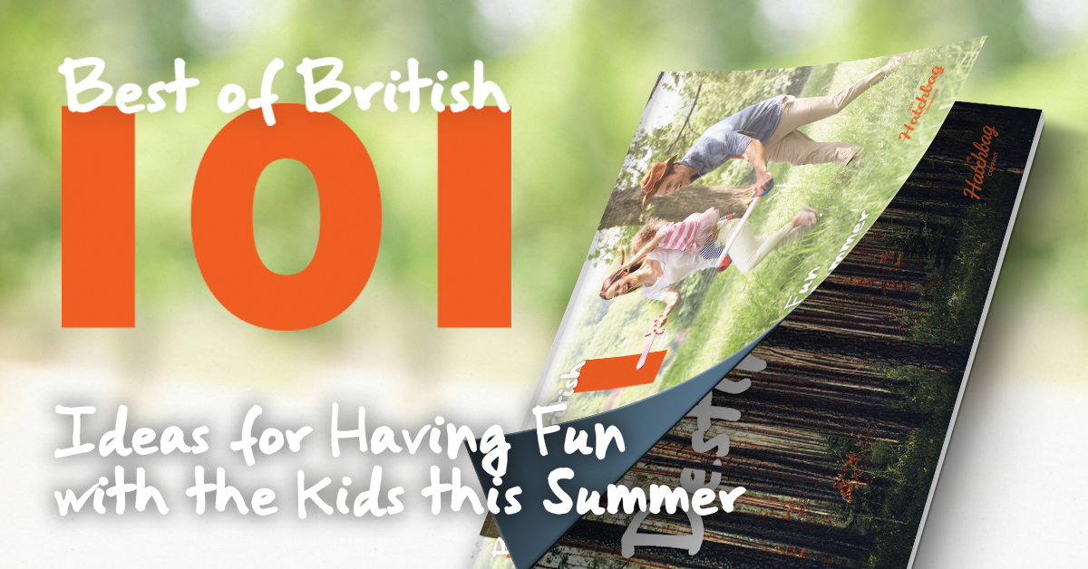 Big British Summer Adventure with 101 Bloggers