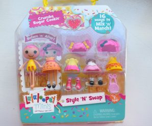 Lalaloopsy Minis Style 'N' Swap