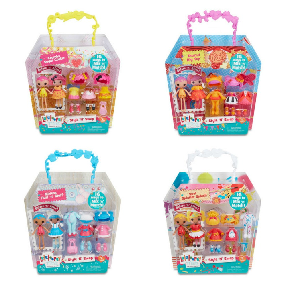 lalaloopsy minis Collage