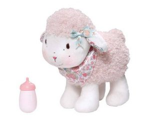 BA Walking Little Lamb 1