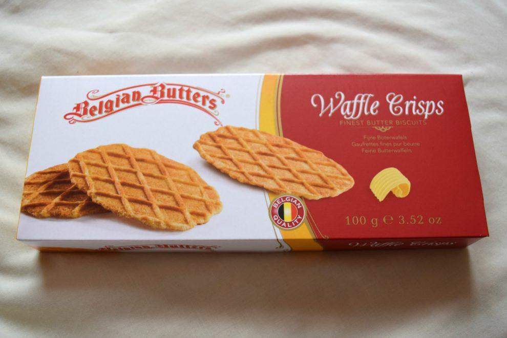 degustabox - june - waffle crisp
