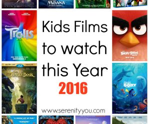 Kids Films to Watch This Year