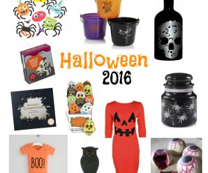 Halloween 2016 Must Haves