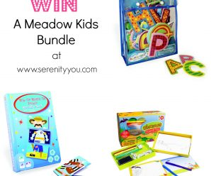 Win a Meadow Kids Toy Bundle