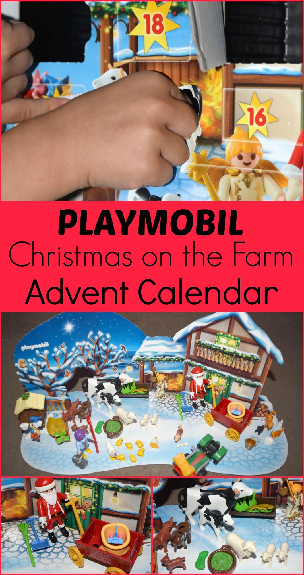 Playmobil Advent calendar Christmas on the Farm - serenity you