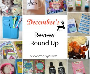 December's Review Round Up