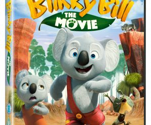 Win Blinky Bill DVD