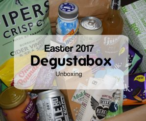 March Degustabox – The Easter Box