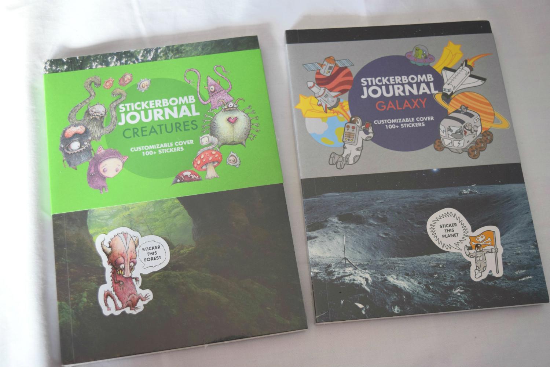 Stickerbom Journal