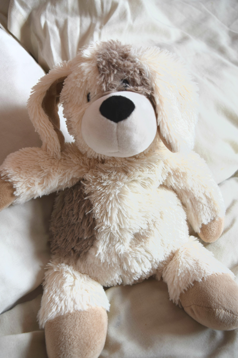 Cute Warmies Plush Puppy Review