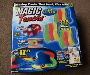 Magic Tracks with Motorised Car Review