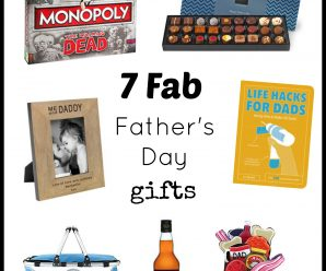 7 Fab Father's Day Gifts