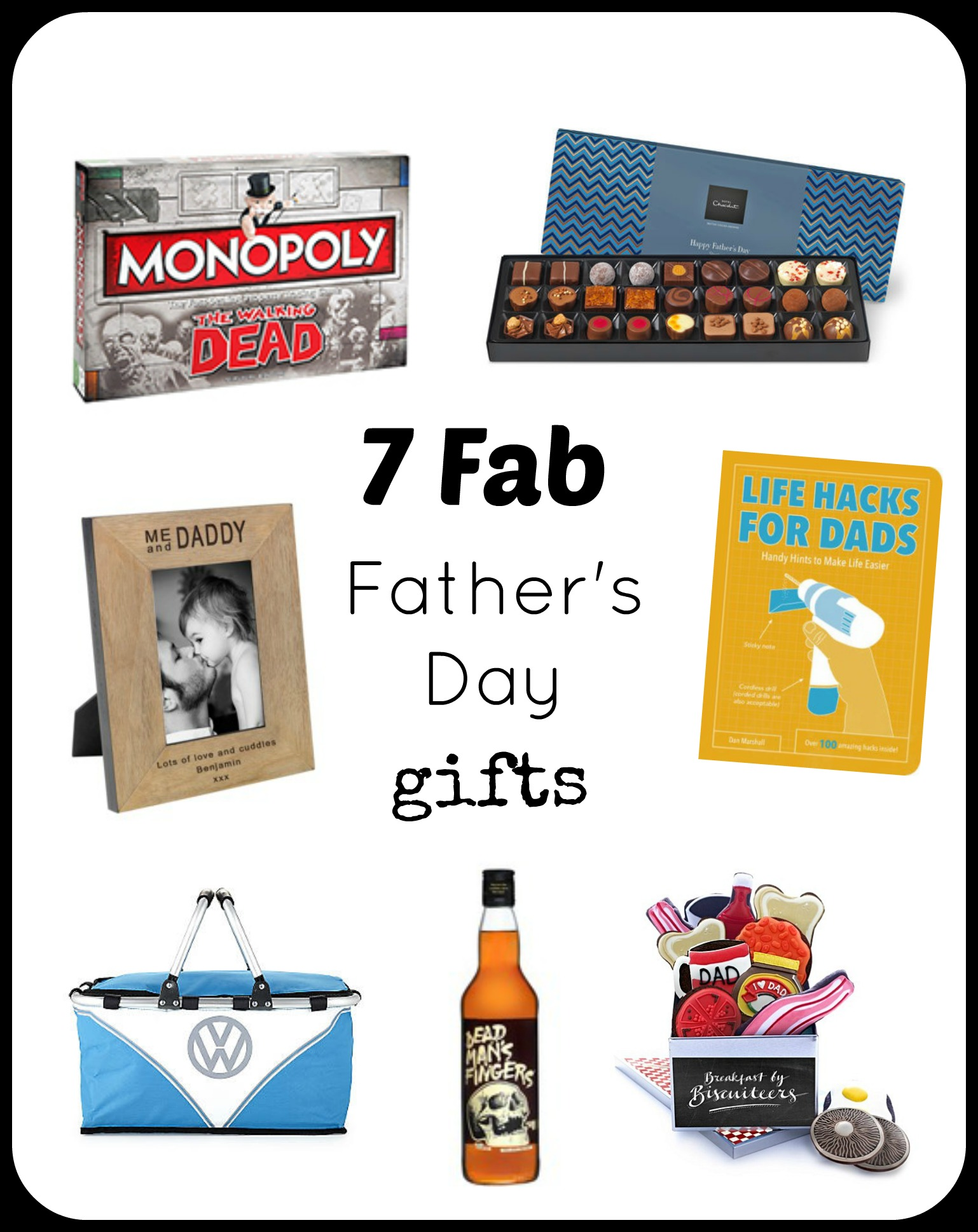 7 Fab Father's Day Gifts on Serenity You