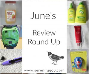 June's Review Round Up