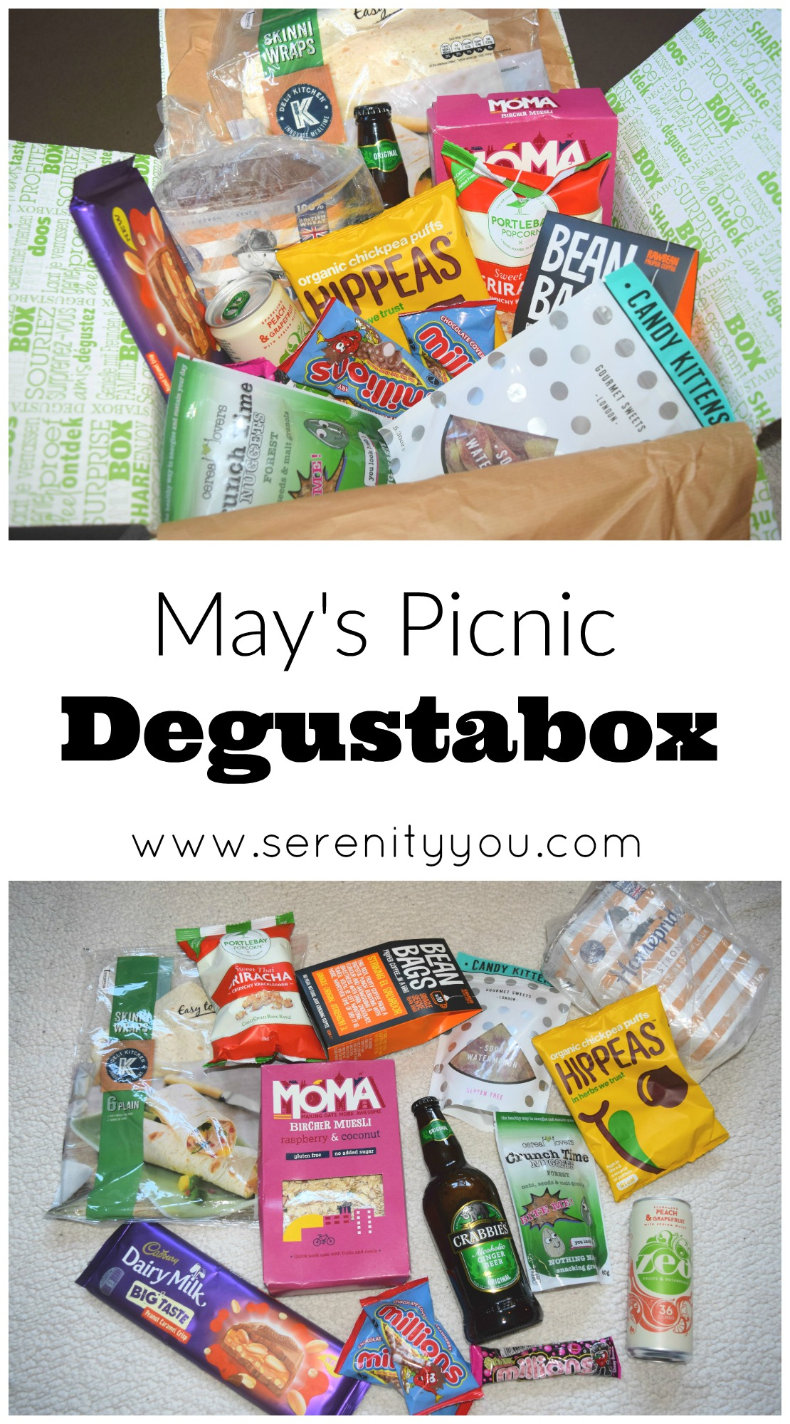 May's Picnic Degustabox Review