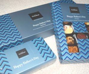 Hotel Chocolat Father's Day Treats + giveaway