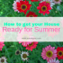 How to Get Your House Ready for Summer