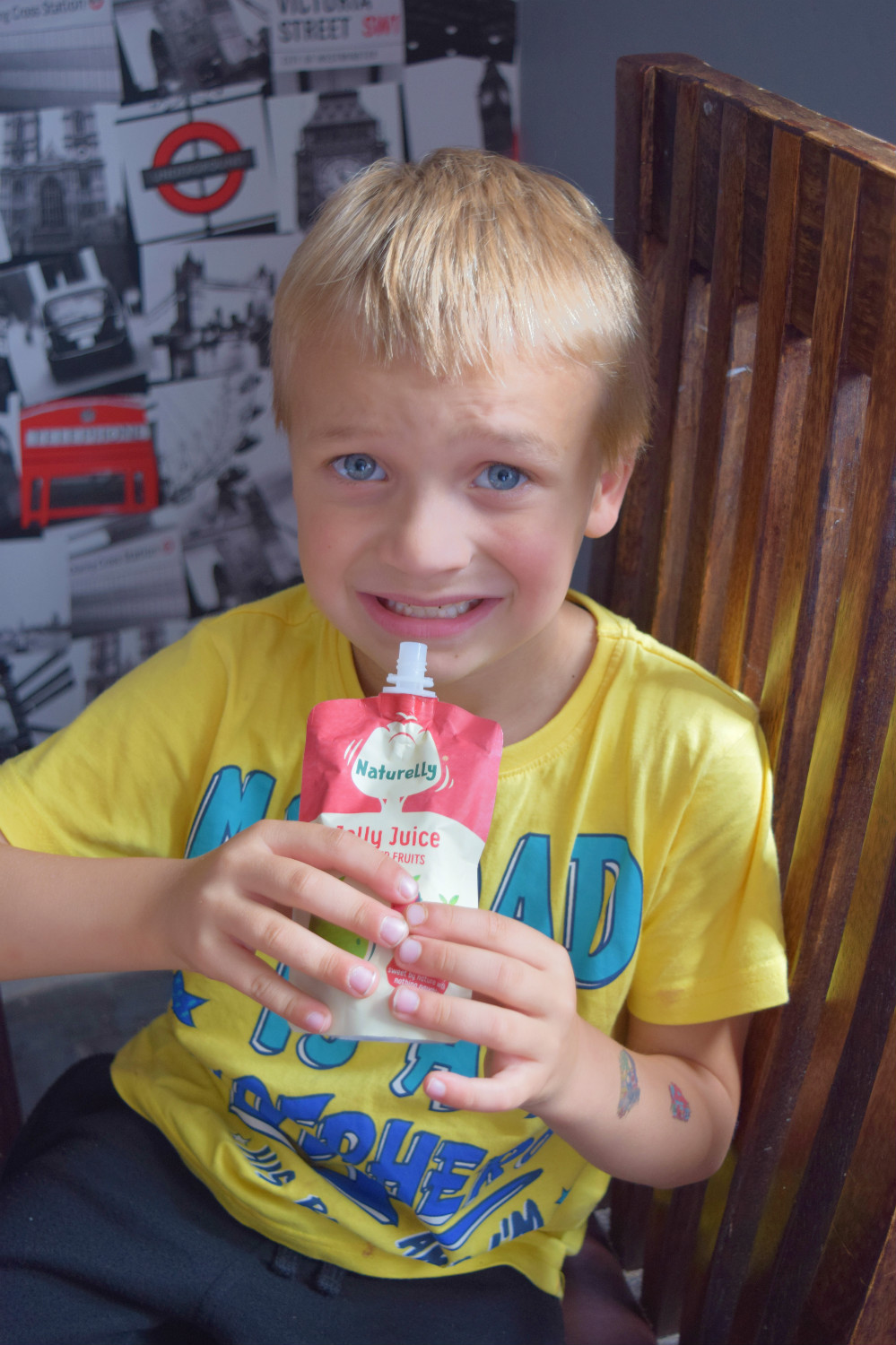 Naturelly Jelly Juice Review + Giveaway