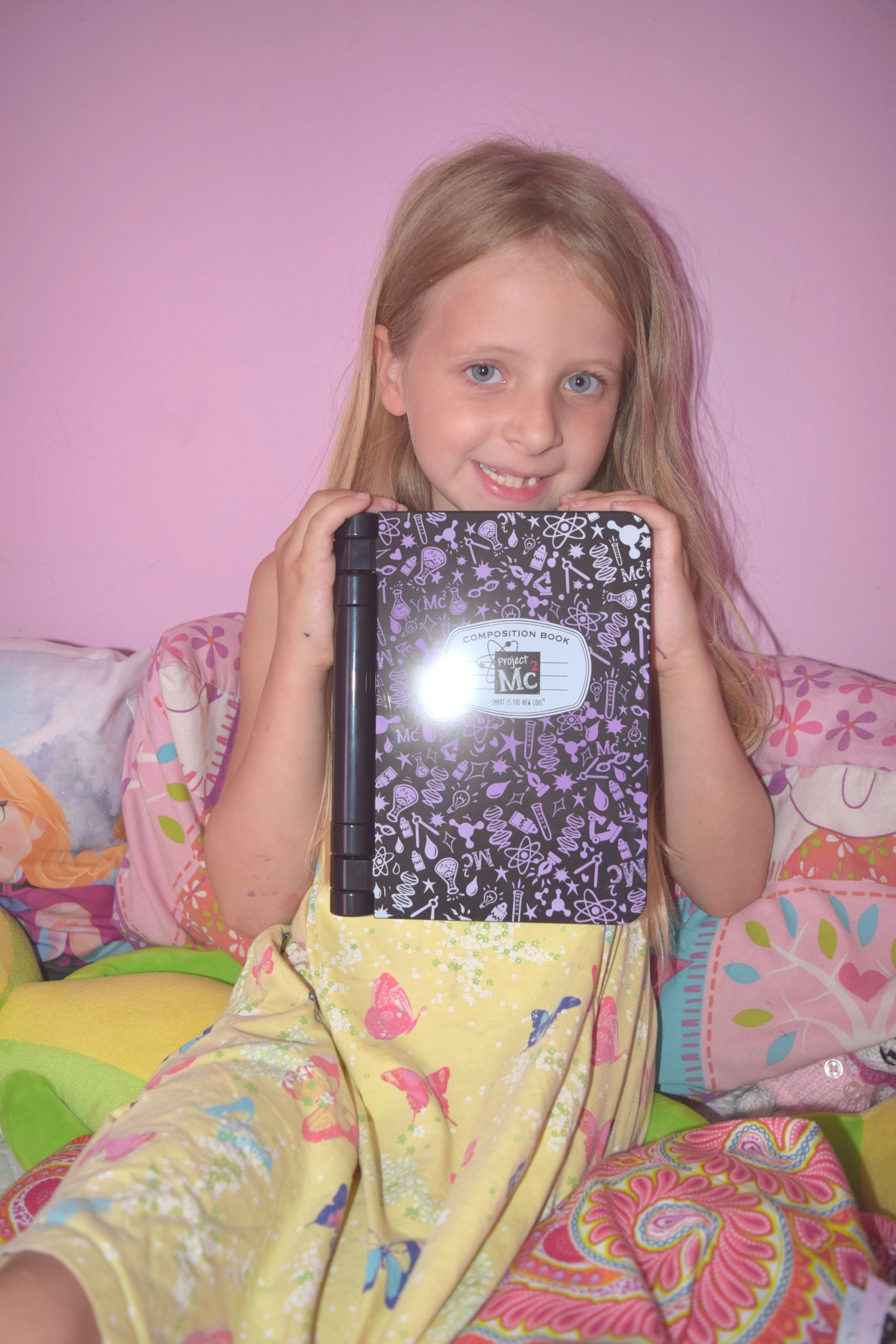 Project MC2 Adisn Journal Spy Notebook Review