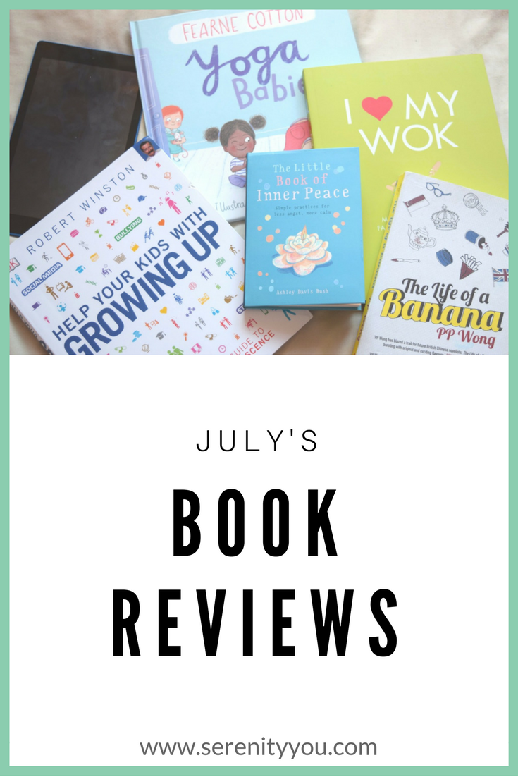 July's book reviews