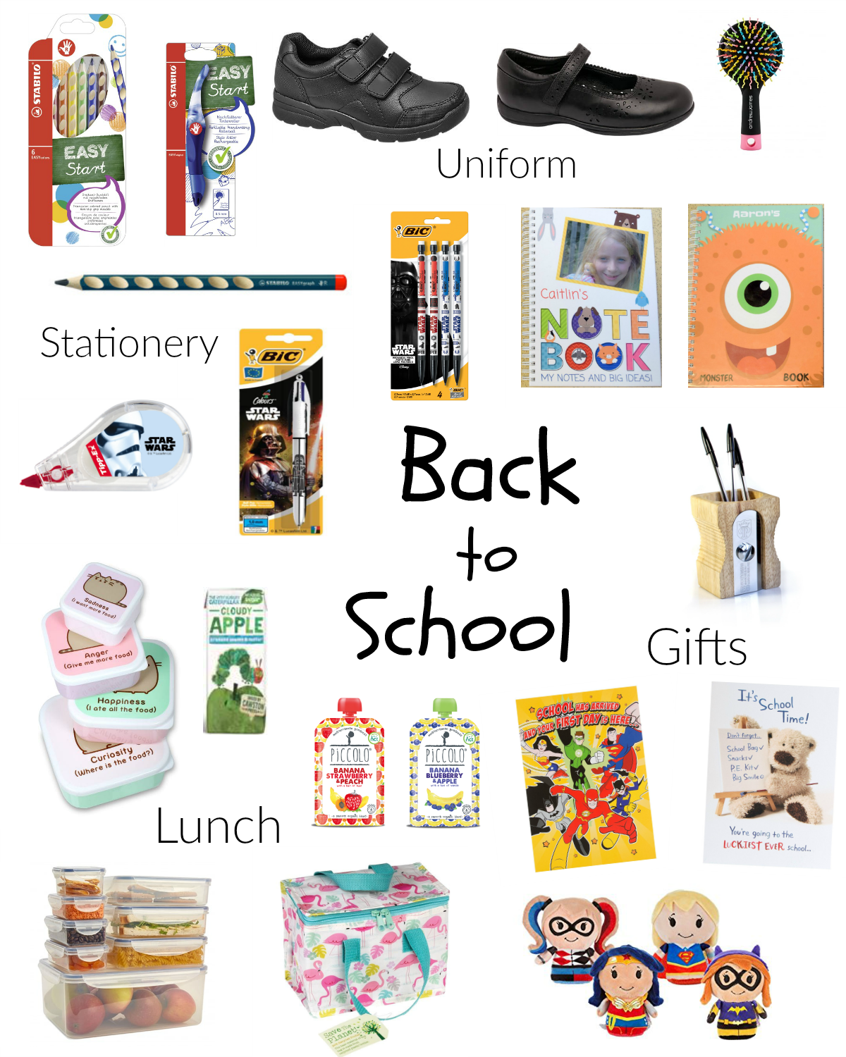 get ready for back to school time - Serenity You