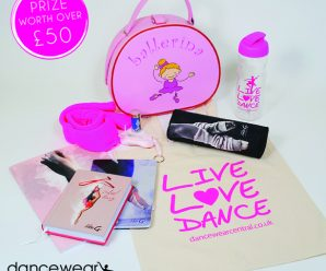 Back to School Giveaway with Dancewear Central