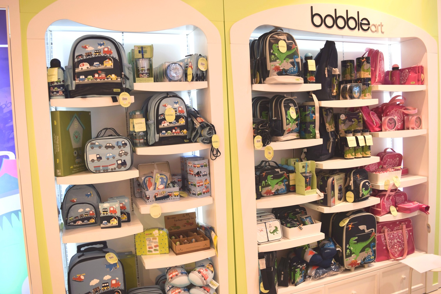 Bobble Art Party at Derby Intu Centre